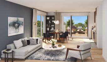Massy programme immobilier neuve « Allée du Parc »  (2)