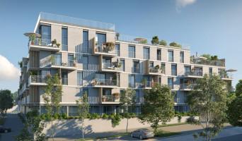 Massy programme immobilier neuve « Allée du Parc »  (3)