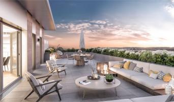 Palaiseau programme immobilier neuve « Rue Tronchet »