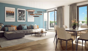 Palaiseau programme immobilier neuve « Rue Tronchet »  (4)