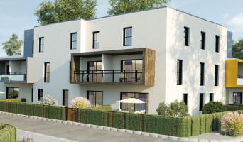 Lanester programme immobilier rénové « Les Hauts de Ville » en loi pinel