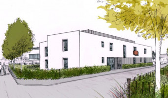 Lanester programme immobilier neuve « Les Hauts de Ville » en Loi Pinel  (3)