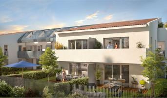 Toulouse programme immobilier neuve « Vill'Adonis » en Loi Pinel  (2)