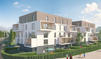 Cluses programme immobilier neuve « Château Thierry »