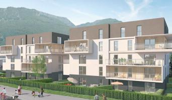 Cluses programme immobilier neuve « Château Thierry »  (2)