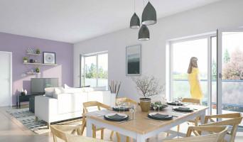 Cluses programme immobilier neuve « Château Thierry »  (3)