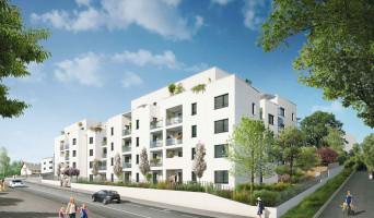 Chambéry programme immobilier neuve « L'Osmose »