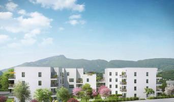Chambéry programme immobilier neuve « L'Osmose »  (2)