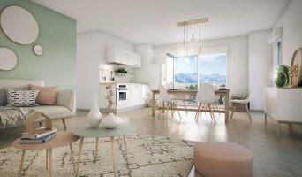 Chambéry programme immobilier neuve « L'Osmose »  (3)