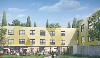Montpellier programme immobilier neuve « Idéal Campus E »