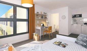 Montpellier programme immobilier neuve « Idéal Campus E »  (2)