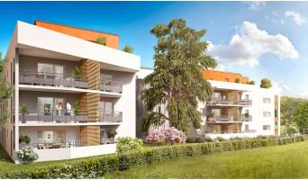 Gières programme immobilier neuve « Osmose »  (2)
