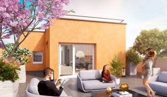 Gières programme immobilier neuve « Osmose »  (3)