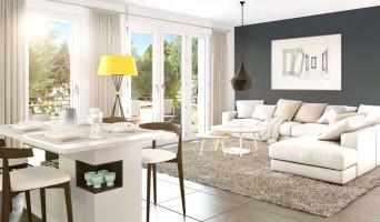 Gières programme immobilier neuve « Osmose »  (4)