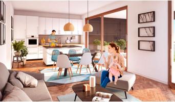 Fontenay-sous-Bois programme immobilier neuve « Le 126 »  (2)