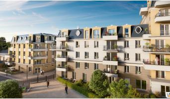 Franconville programme immobilier neuve « Chorégraphie »