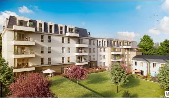 Franconville programme immobilier neuve « Chorégraphie »  (2)