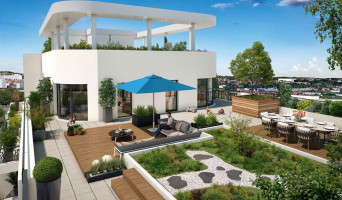 Colombes programme immobilier neuve « Programme immobilier n°214984 »