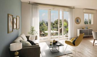 Les Pavillons-sous-Bois programme immobilier neuve « Le Pavillon Jaurès »