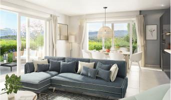 Poisy programme immobilier neuve « Cinq Sens »  (2)