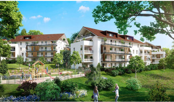 Poisy programme immobilier neuve « Cinq Sens »  (3)