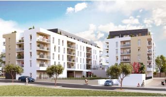 Caen programme immobilier neuve « In City »