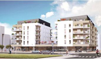 Caen programme immobilier neuve « In City »  (2)