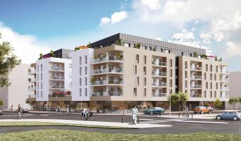 Caen programme immobilier neuve « In City »  (3)