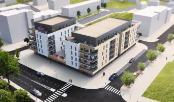 Caen programme immobilier neuve « In City »  (4)