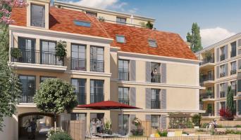Maisons-Laffitte programme immobilier neuve « Les Jardins d'Albine »