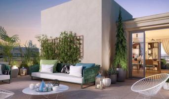 Maisons-Laffitte programme immobilier neuve « Les Jardins d'Albine »  (2)