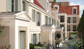 Maisons-Laffitte programme immobilier neuve « Les Jardins d'Albine »  (3)