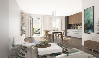 Maisons-Laffitte programme immobilier neuve « Les Jardins d'Albine »  (4)