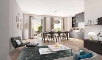 Maisons-Laffitte programme immobilier neuve « Les Jardins d'Albine »  (5)
