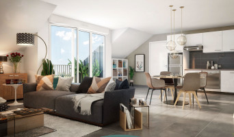 Linas programme immobilier neuve « Carré Merry »