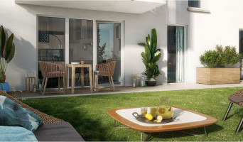Linas programme immobilier neuve « Carré Merry »  (2)