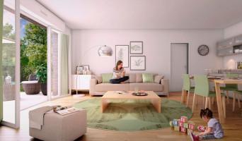 Jouy-le-Moutier programme immobilier neuve « Les Jardins des Retentis II »
