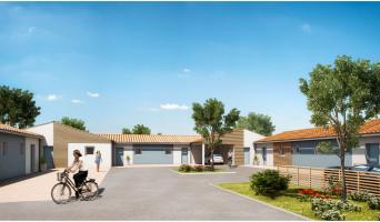 Angoulins programme immobilier neuve « Hameau de l'Estran »