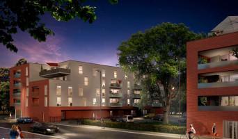 Ronchin programme immobilier rénové « Villa renaissance » en loi pinel