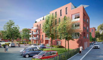 Ronchin programme immobilier neuve « Villa renaissance » en Loi Pinel  (2)
