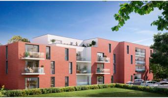 Ronchin programme immobilier neuve « Villa renaissance » en Loi Pinel  (3)
