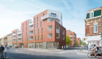 Ronchin programme immobilier neuve « Villa renaissance » en Loi Pinel  (4)
