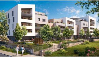 Saint-Jean-de-Védas programme immobilier neuve « Côté Village »
