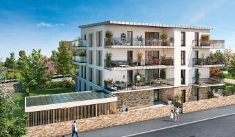 Bois-d'Arcy programme immobilier neuve « La Châtaigneraie - Appartements »