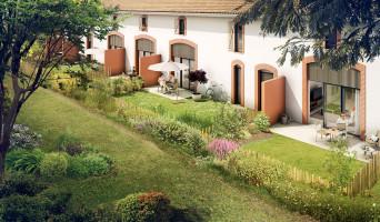 Pin-Balma programme immobilier neuve « Le Domaine du Pin »