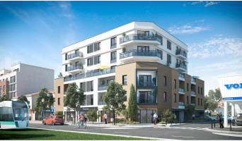 Athis-Mons programme immobilier neuve « Bel'Angle »