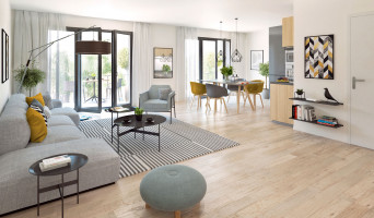 Athis-Mons programme immobilier neuve « Bel'Angle »  (2)