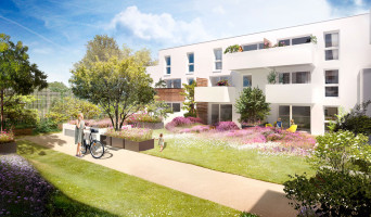 Villenave-d'Ornon programme immobilier neuve « Vill'Garden 2 »