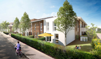 Villenave-d'Ornon programme immobilier neuve « Vill'Garden 2 »  (2)