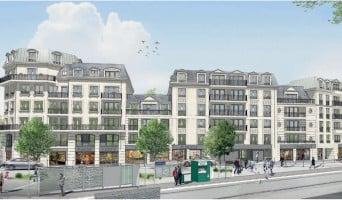 Clamart programme immobilier neuf « Carré Parisien » en Loi Pinel